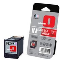 IN506 (B0497) inkt cartridge foto hoge capaciteit (origineel)