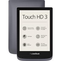 Pocketbook Touch HD 3 - Metal grey