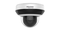 Hikvision HiWatch 4.0 MP 4× IR Network PTZ