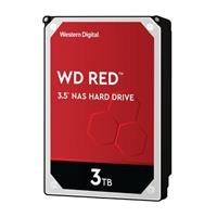 WD Red 3TB 5400rpm 256MB