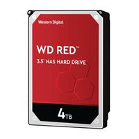 WD Red 4TB 5400rpm 256MB