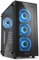 AMD Ryzen 5 2600 High-End Game Computer / Streaming PC - RTX 2060 6GB - 16GB RAM - 480GB SSD - 2TB HDD - TG5