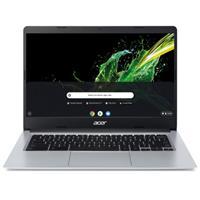 Acer Chromebook CB314-1HT. Producttype: Chromebook, Vormfactor: Clamshell. Processorfamilie: Intel Celeron N, Processormodel: N4120, Frequentie van processor: 1,1 GHz. Beeldschermdiagonaal: 35,6 cm (1