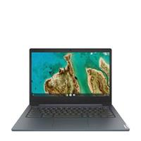 Lenovo IdeaPad 3 14 inch Full HD chromebook (blauw)