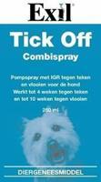 Exil Tick off combispray hond 250ml