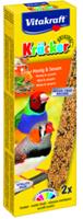 Kräcker Exoten Honing 2x Vogelsnacks