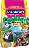 Frutti Cocktail Papegaai 250gr Vogelsnacks