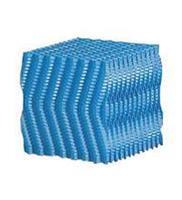 Filterblok honingraat - Blauw