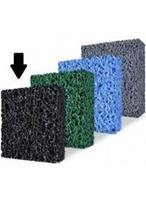 PPC Filtermatten - Zwart