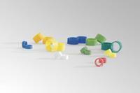 Klickringen voor duiven - duif accessoires - 8 mm