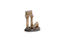 Romeinse zuilen - Ornament - 12x8x15 cm - 1stuk