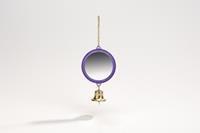 Spiegel Rond met Bel Assorti 8 x 5,5 cm
