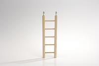 Houten Ladder 8 Treden 36 cm