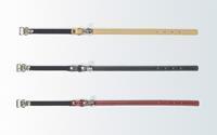 incl Bel - Kattenhalsbandje - Rood - 23,5-28 cm x 10 mm - 10 mm - 23,5 - 28 cm