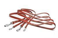 Geniet - Looplijnen - Rood - 1 meter - 10 mm