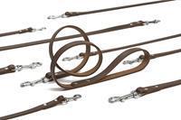 Geniet - Looplijnen - Bruin - 1 meter - 12 mm
