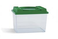savic Faunabox - Aquarium - 27x17x18 cm - Medium - 6 L