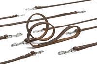 Geniet - Looplijnen - Bruin - 1 meter - 16 mm