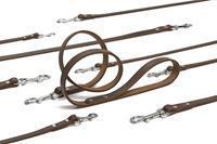 Geniet - Looplijnen - Bruin - 1,30 meter - 20 mm