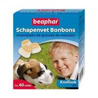 Schapenvet Bonbons Knoflook - 245 g