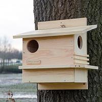 Natuurmonumenten Eekhoornhuis Eekhoorns & egels