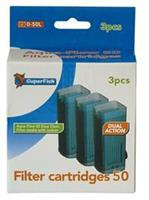 Superfish SF F.CARTRIDGE A.FLOW 50 3ST N 00001