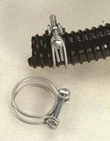 Draadslangklem set van 2 stuks - 10.5 - 12 mm