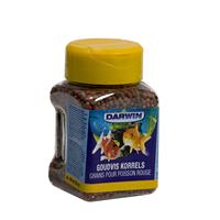 Darwin Goudvis Korrels - Vissenvoer - 100 ml