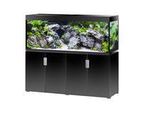 Aquariumset Incpiria 500 L - Aquaria - 160x55x140 cm Zwart Ca. 500 L