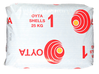 Oestergritmix 2-5 Mm  1 - Supplement - 25 kg
