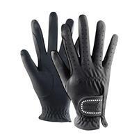 Allrounder - Paardrijhandschoen - XL - Zwart