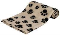 beany fleece deken beige 100x70cm