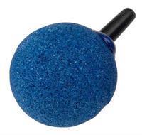 Ebi Uitstroomsteen Bol - Beluchting - 30 mm Blauw