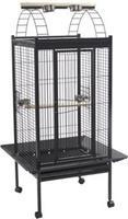 Voltrega papegaaienkooi/vrijzit 891 donkergrijs