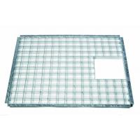 Afdekrooster rechthoekig - 73,6 x 58,5 cm