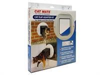Adapter Kit - Kattenluik & Kattendeuren - Wit - 610gram