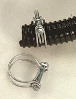 Draadslangklem set van 2 stuks - 20 - 23 mm