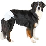 Diapers for Female Dogs - M/L - 12 stuks