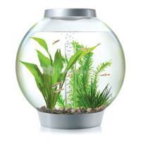 Classic aquarium 15 liter LED zilver