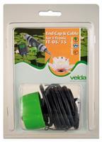 Eindkap Met Kabel Voor T-Flow Tronic 05 & 15