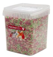 Vt Fish Food 3-Colour Sticks 10 Liter