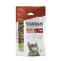 Biologische Mini Snack Voor Katten (50g)