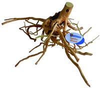 superfish Spiderwood Bruin - Aquarium - Ornament - Large