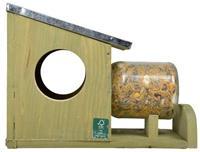 Esschert Design Eekhoorn pindakaas voederhuis /