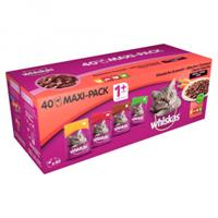 1+ Classic Selectie Groenten pouches multipack 40 x 100g Per verpakking