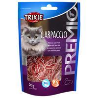 Premio Carpaccio - Kattensnack - Eend Vis 20 g
