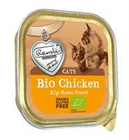 Kat Biologisch Vers Vlees - Kip - 19 x 85 gram