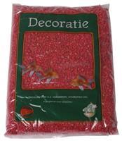 Gebr. de Boon Zak a 1 kg gravel rood