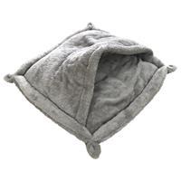 Slaapzakje Modena - Kattenmand - 50x50 cm Grijs