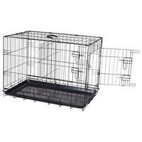Bench Divider Zwart - Hondenbench - 48.5x 44.6 cm